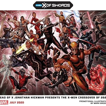 Looks Like X Of Swords Begins In Cable #1 (Spoilers)