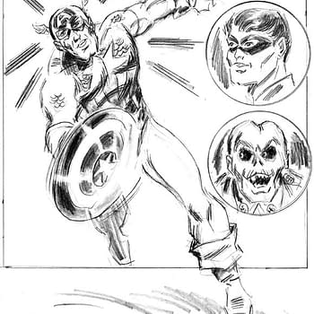 Allen Bellman, Marvel/Timely Artist, Has Passed Away at 96