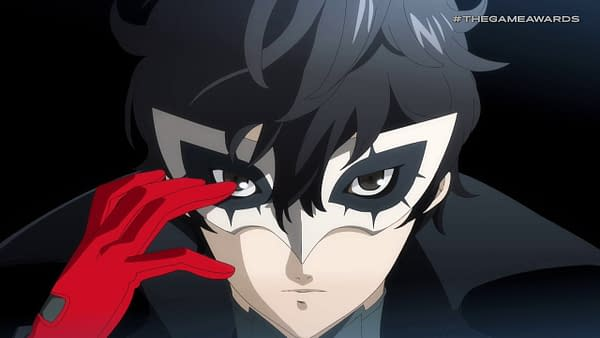 Joker from Persona 5 DLC in Super Smash Bros Ultimate Reveal Trailer