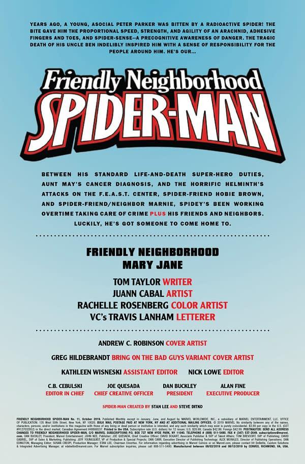 Friendly Neighborhood Spider-Man #11