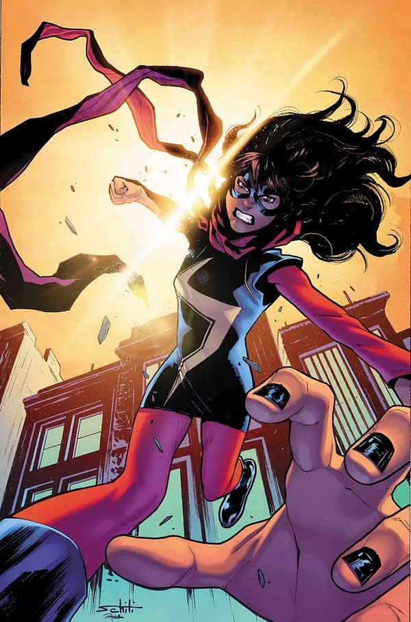 """Is Ms. Marvel Cancelled? G. Willow Wilson Says It's Just Taking a """"Skip Month"""""""