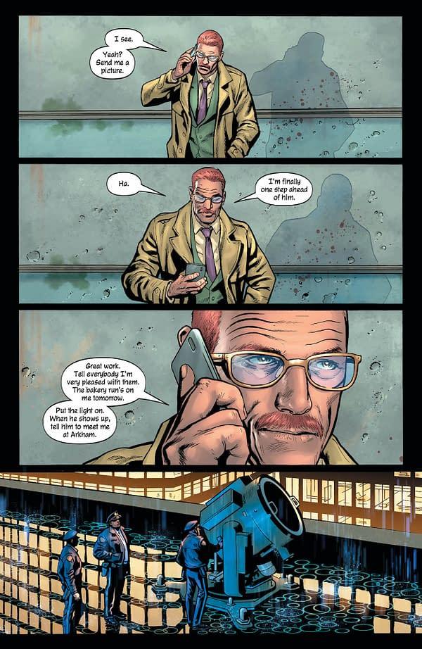 The Batman's Grave #5 [Preview]