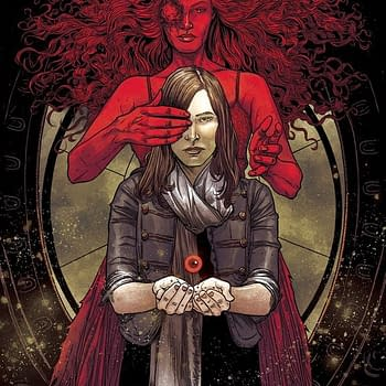 Is The Red Mother #1 The Biggest Launch of Jeremy Haun & Danny Luckert's Careers? Or is it Regression?