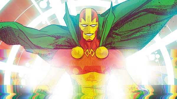 Mister Miracle #1 Review: Darkseid Is…What, Exactly?