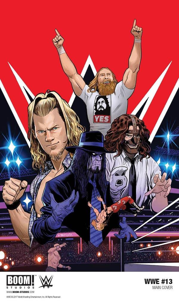 WWE #13 - Boom