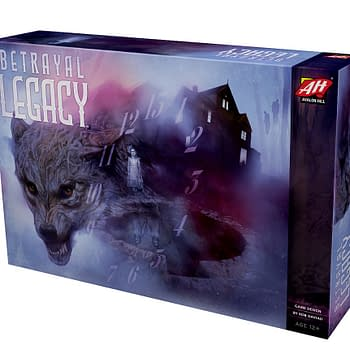 Ghost Stories For The Ages: We Review Betrayal Legacy