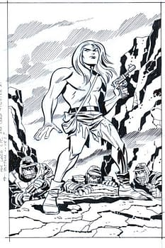 DC to Celebrate Jack Kirby\'s 100th Birthday with Ambitious Post-Apocalyptic Series