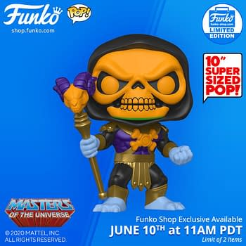 """Funko Announces Disco Skeletor 10"""" For Funko Shop Exclusive"""