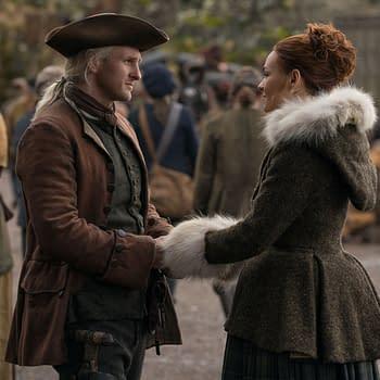 Outlander EPs On THAT Character Switch [SPOILER]s Return