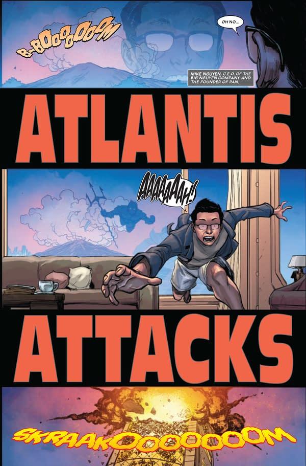 Atlantis Atacks #1 [Preview]