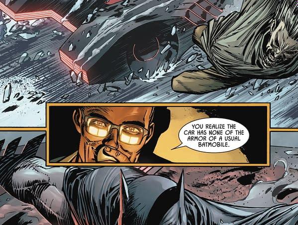 Bruce Wayne Gets A Brand New Batmobile - Millions Of Them - in Batman #88 (Spoilers)