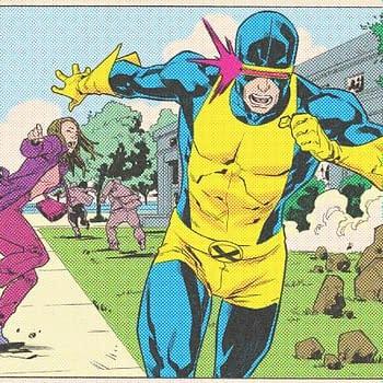 Cyclops Goes Old School in #XMenMonday Sneak Peeks