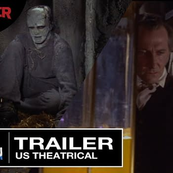 The Evil of Frankenstein / US Theatrical Trailer (1964)