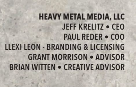 Hannah Means-Shannon Quits Heavy Metal Magazine, Cites Bullying, States Jeff Krelitz is Out Too