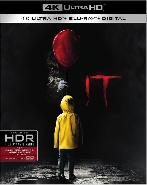 'It' Comes Home On Blu-Ray January 9th