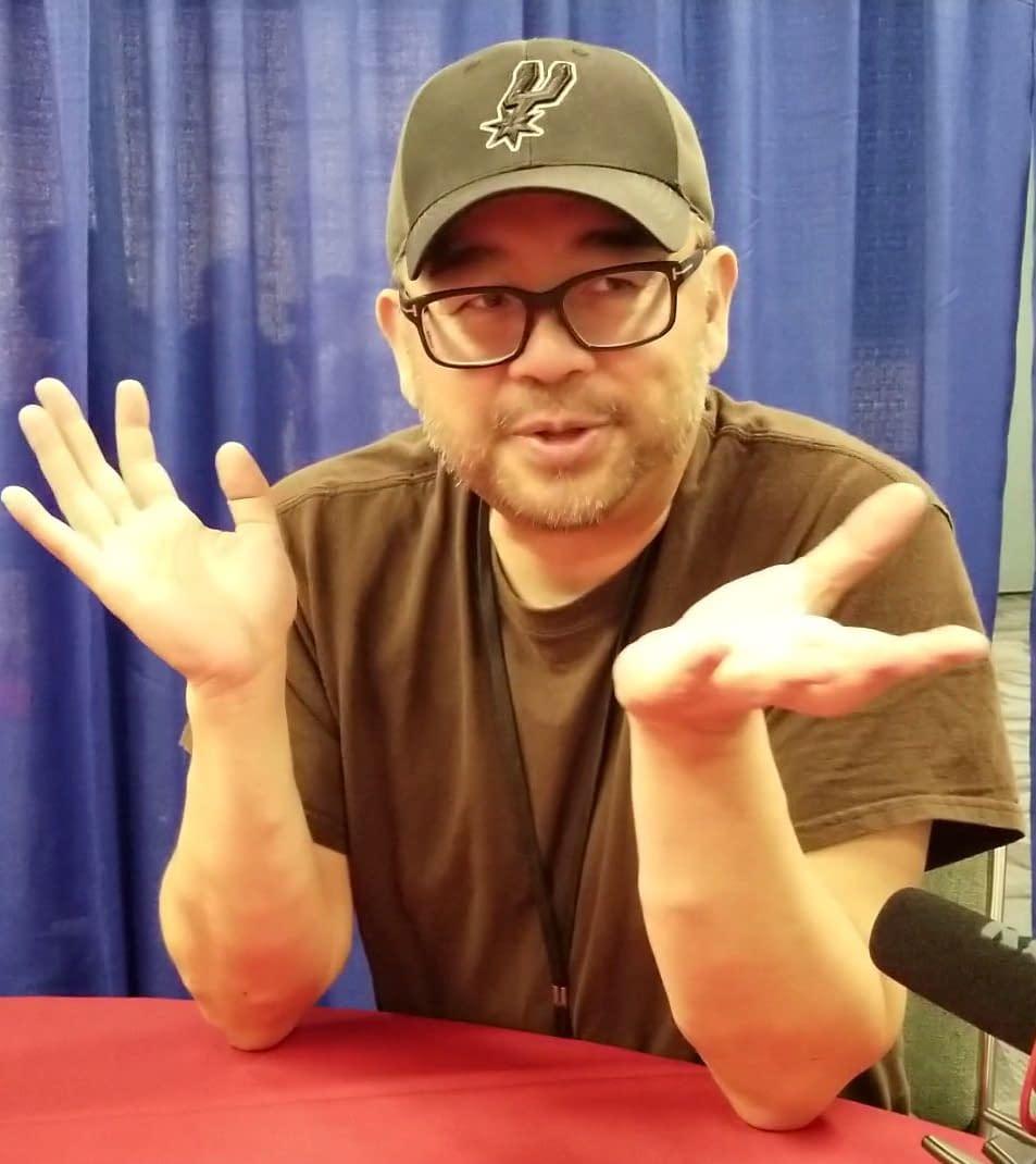 'Justice League Vs The Fatal Five' Director Sam Liu Interview (VIDEO)