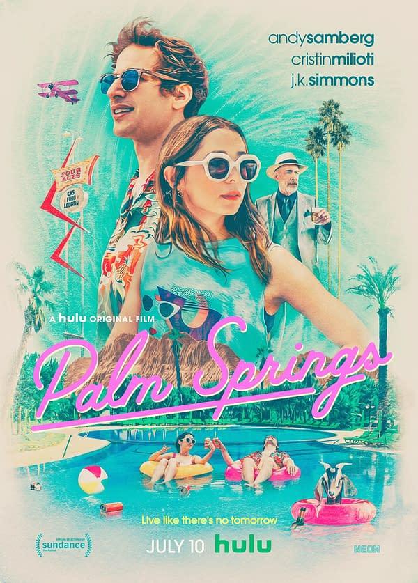 Une nouvelle affiche à Palm Springs fait ses débuts la semaine prochaine