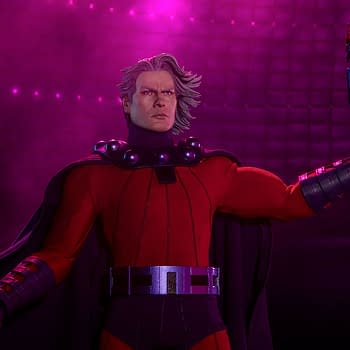 Magneto Gets a New Sixth Scale Figure From Sideshow Collectibles