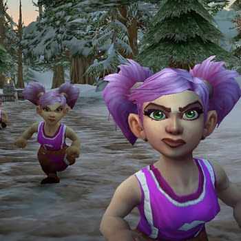 """World of Warcraft's"" Running of the Gnomes Event"