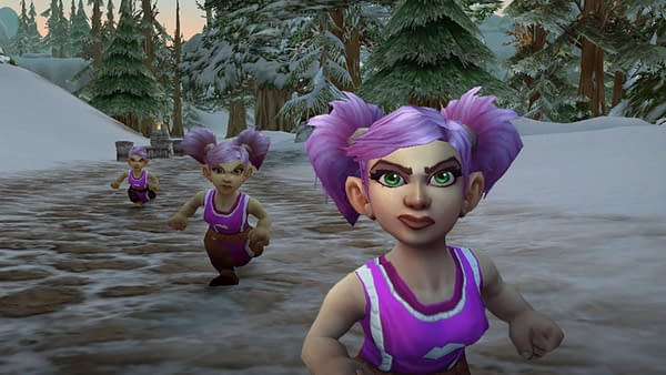 """""""World of Warcraft's"""" Running of the Gnomes Event"""