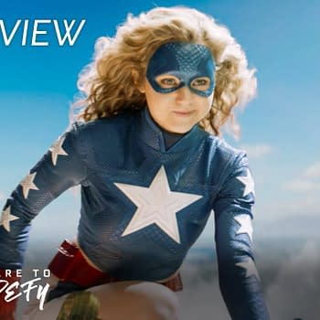 Brec Bassinger as Courtney Whitmore on Stargirl, courtesy of The CW.
