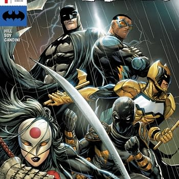 Black Lightning Creator Tony Isabella Not a Fan of New Batman and the Outsiders Series