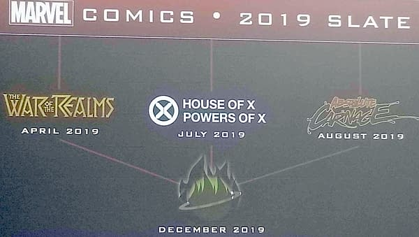 Long Live The King... is This a Tease For Marvel's December Event?