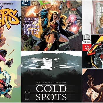 Top and Bottom 5 Comics of August 22nd 2018: This Week Wasnt That Bad