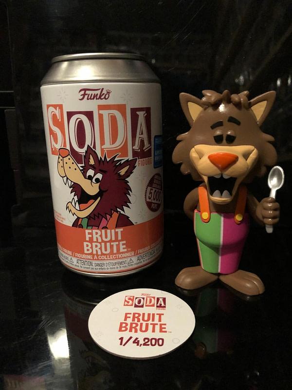 Funko Soda Yummy Mummy et Fruit Brute Review