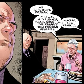 Kingpin Moves Into Legal Cannabis in Daredevil #12