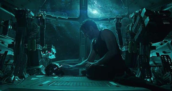"""Avengers: Endgame"" Editor Jeff Ford - Tony Stark Nearly Died Silent"