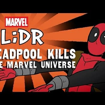TLDR Breaksdown Deadpool Kills The Marvel Universe As A Deeply Philosophical Epic