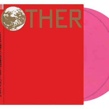 Mother Soundtrack Vinyl pink