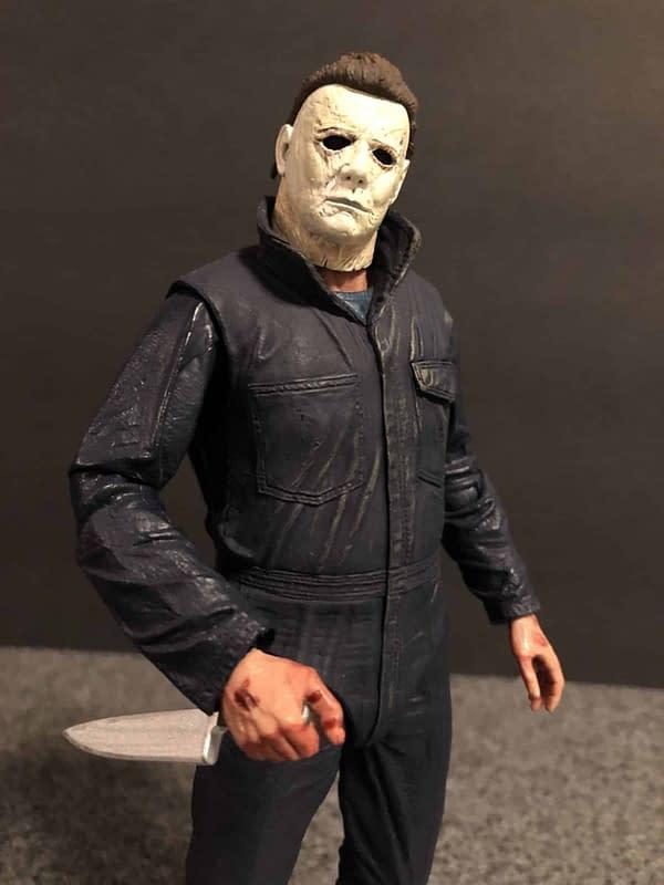 NECA Halloween 2018 Michael Myers 8