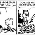 From Strip To Script &#8211 Calvin And Hobbes