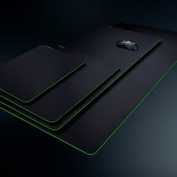 Razer Unveils The Gigantus V2 Gaming Mouse Mat
