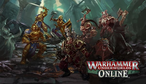 "Steel Sky Productions & Games Workshop Partner On ""Warhammer Underworlds: Online"