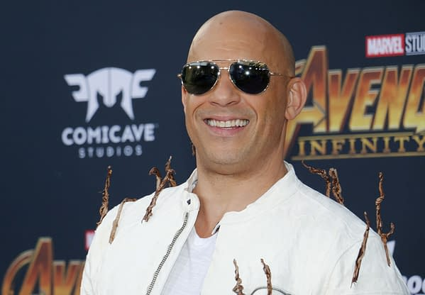 Vin Diesel talks Bloodshot and Fast and Furious 9 sticking release dates