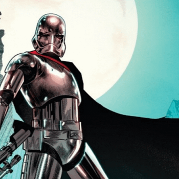 Captain Phasma #2 Review- The Hunt Continues