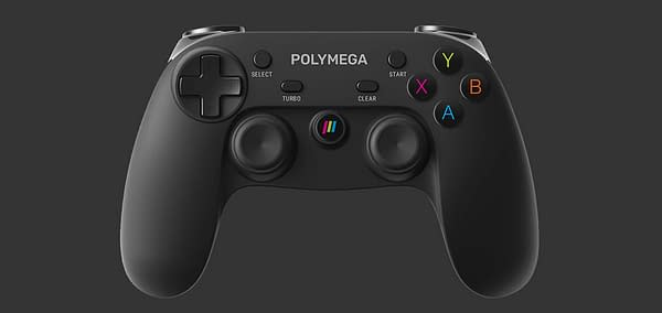 A New Retro Gaming Solution Shown Off at E3 with Polymega