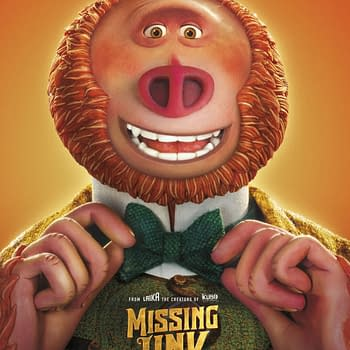 First Trailer and Poster for LAIKAs New Feature Missing Link