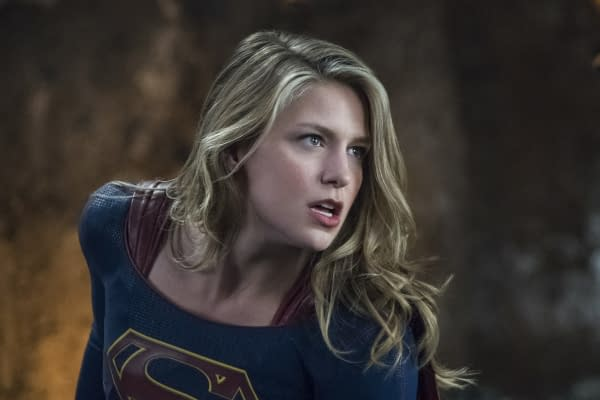 supergirl season 4 benoist filming