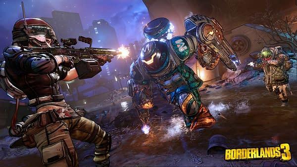 Borderlands 3 Gameplay Reveal Event