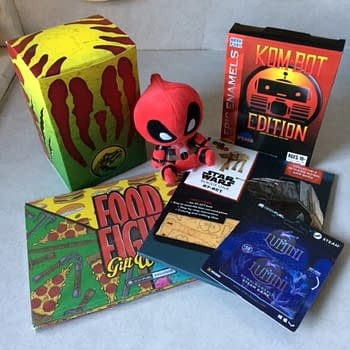 Whats In The Box: Geek Fuel &#8211 November 2017