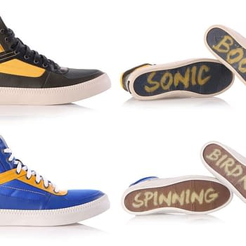 Street Fighter 30th Anniversary Shoes Are What Dreams Are Made Of