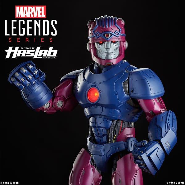 Marvel Legends Sentinel Hits 7000 Backers: Master Mold Head Unlock