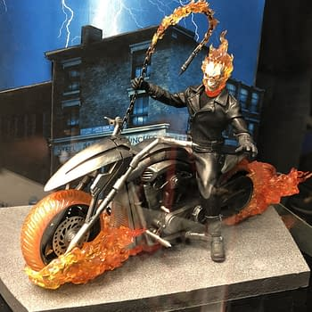 New York Toy Fair: Mezco Toyz Dazzles with One:12 Collective Debuts 5 Points Line