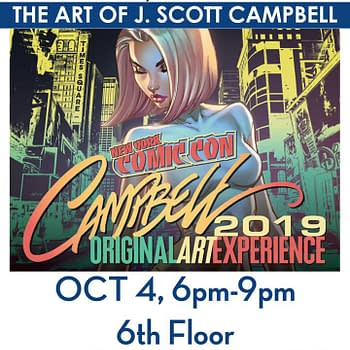 J Scott Campbell Gallery, With Art Worth $750,000, to Open in New York Tonight