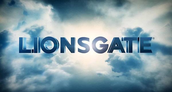 Le logo officiel de Lionsgate.