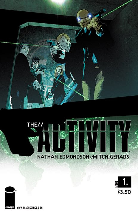 UPDATE: Nathan Edmondson And Mitch Gerads' The Activity From Image